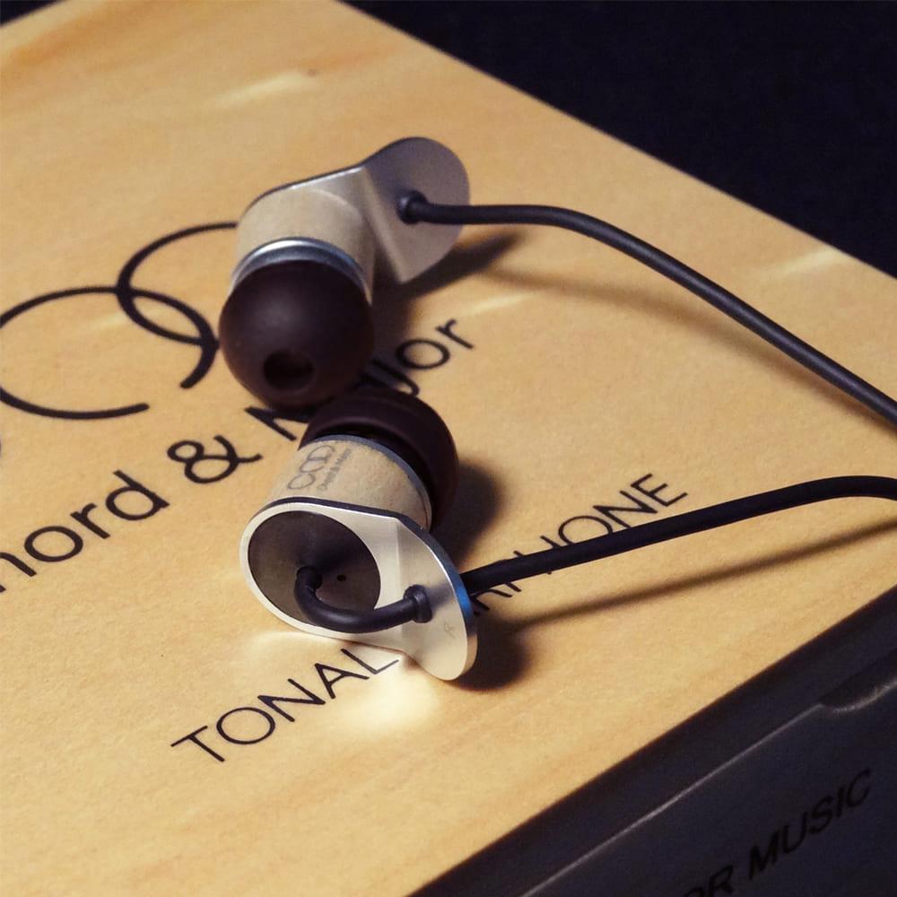 Chord & Major 6'13 抒情人聲調性耳機