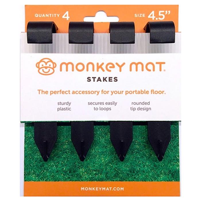 (複製)Monkey Mat|細纖維隨身攜帶野餐墊 - 典雅灰