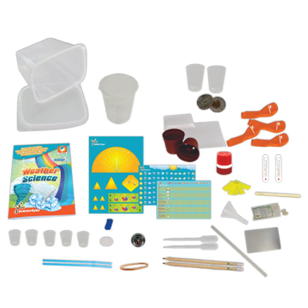 Science4you|英國科學魔術百寶盒 - 天氣科學