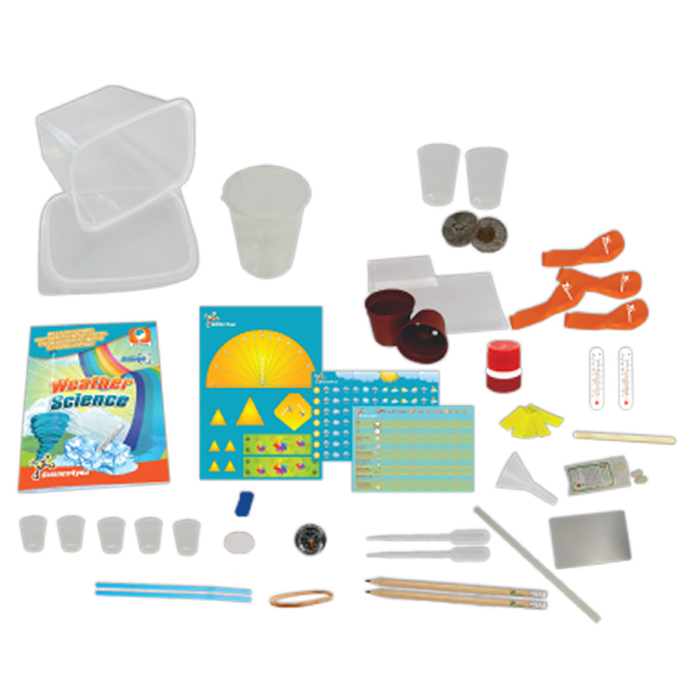 Science4you 英國科學魔術百寶盒 - 天氣科學