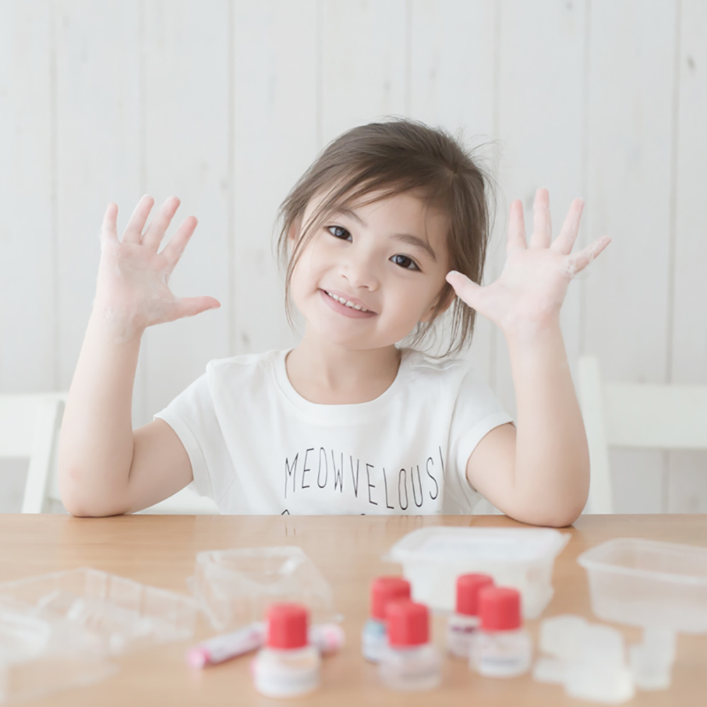 Science4you 英國科學魔術百寶盒 - 女孩的科學四組入