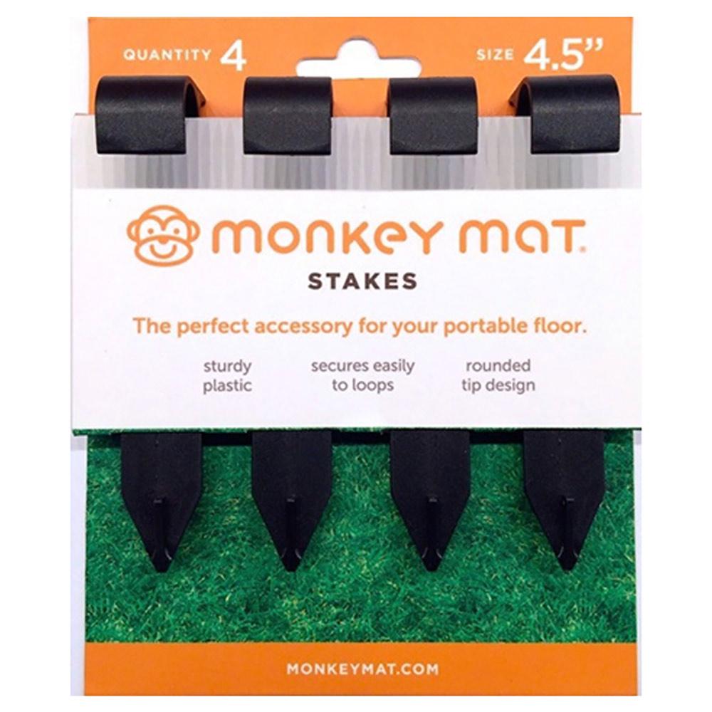 Monkey Mat|安全營釘