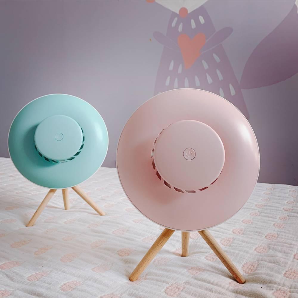 韓國 ifif|靜音強效USB補蚊燈-超值2入組(三色任選)