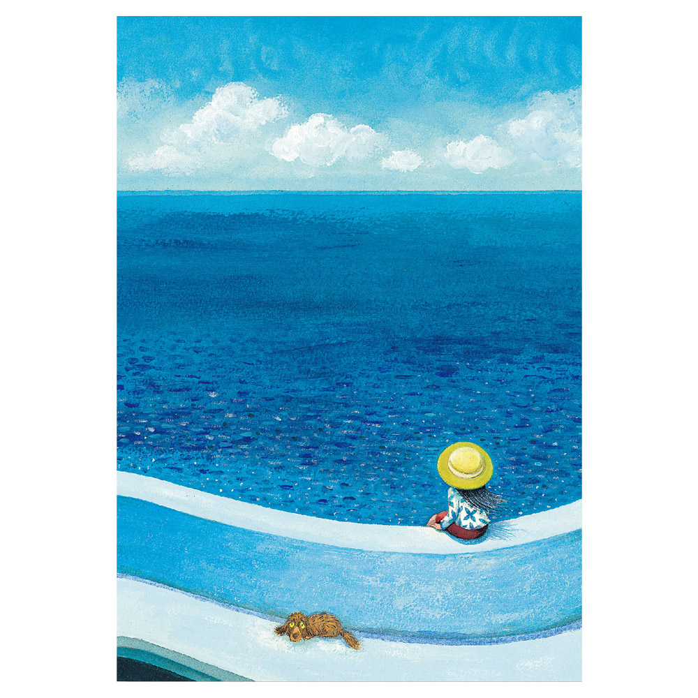 幾米|方格筆記本-海之灣