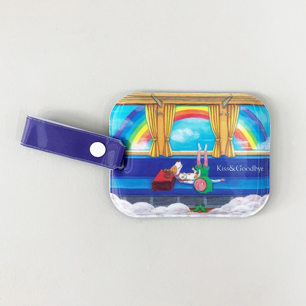 幾米|行李吊牌-彩虹世界