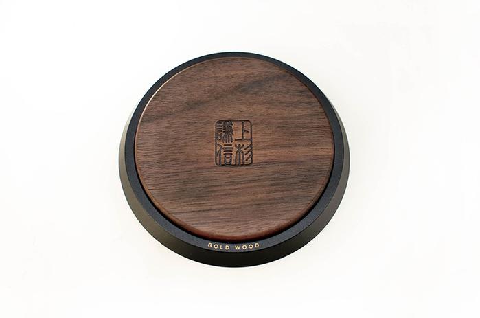 (複製)GOLD WOOD|日式大名家紋茶墊X德川家康
