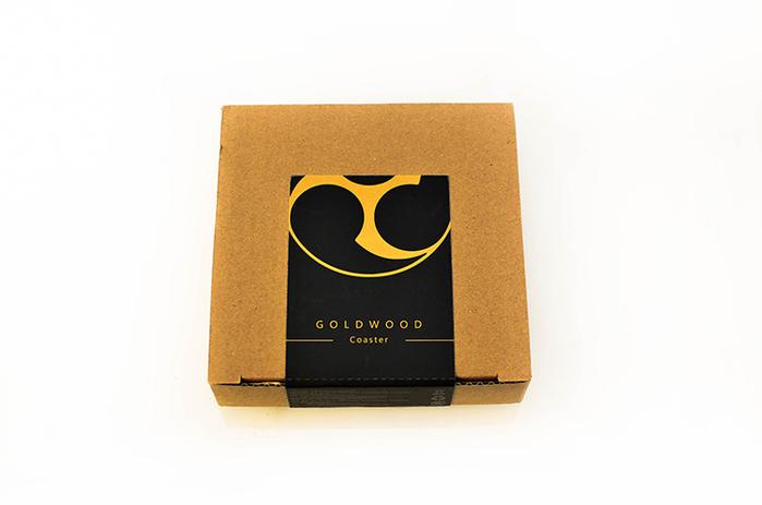 (複製)GOLD WOOD|日式大名家紋茶墊X上杉謙信