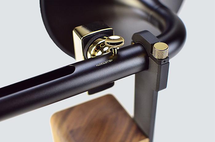 GOLD WOOD 格物|復古手機擴聲器 The Gramophone