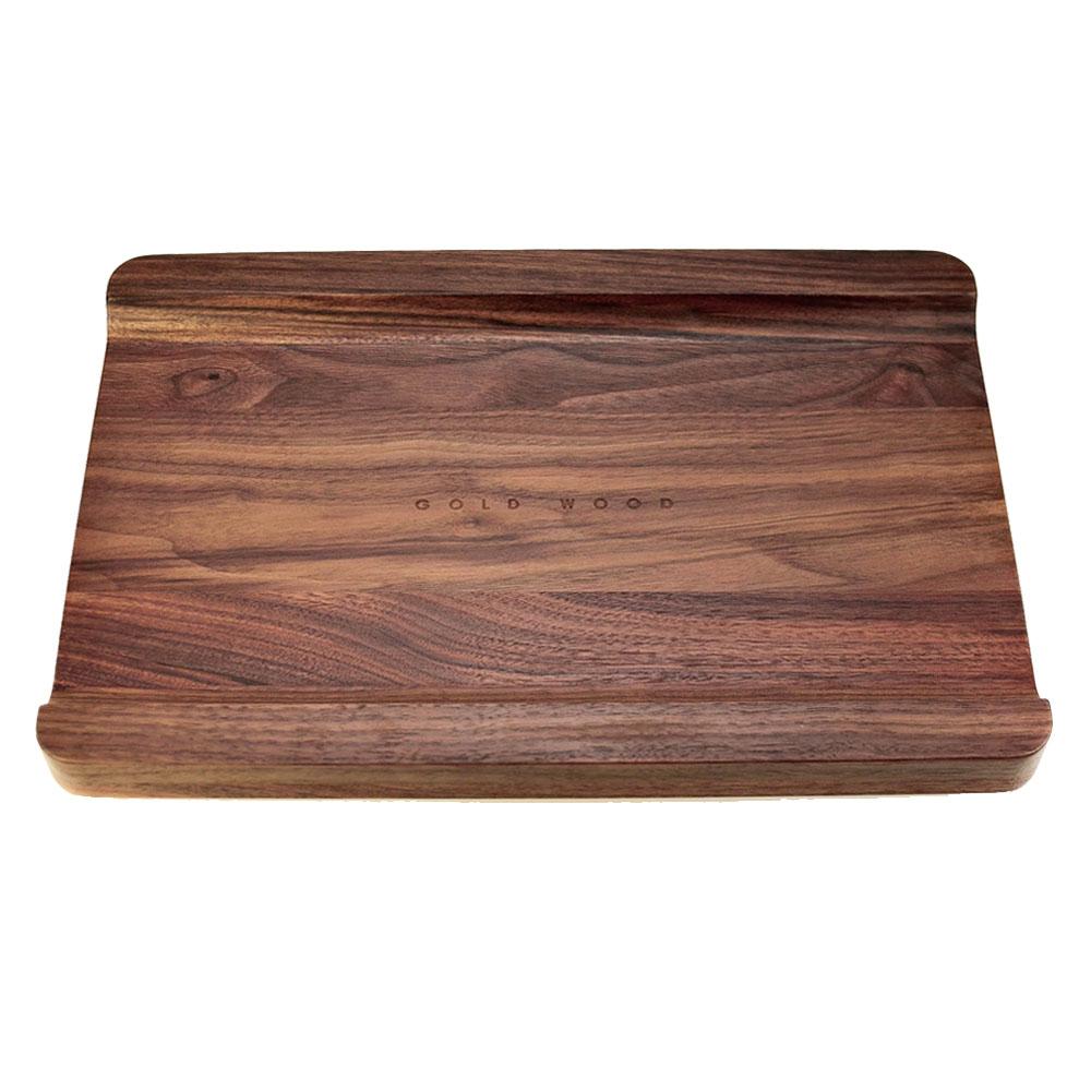 GOLD WOOD|胡桃木實木托盤