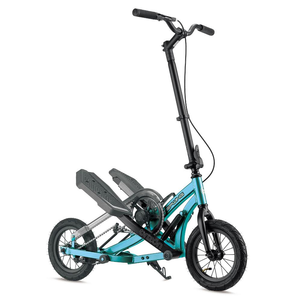 brizon|Stepwing 彈力踩踏車 G1 輕量收折款(藍色/紅色/粉色/白色/土耳其藍)