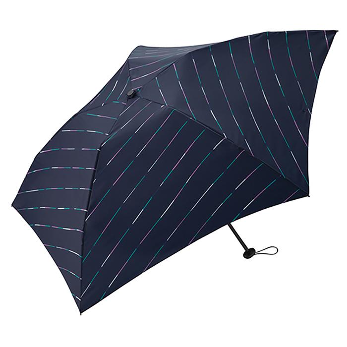 KiU|空氣感90g摺疊抗UV晴雨傘  霓虹