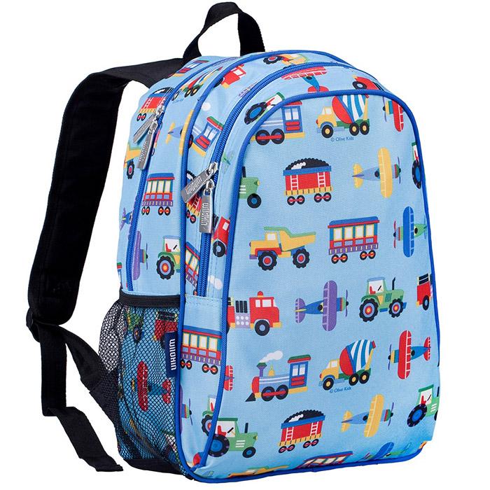 Wildkin|兒童後背包  交通工具大集合