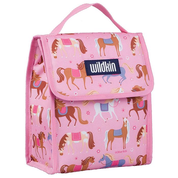 Wildkin|直立式午餐袋  凱莉小馬