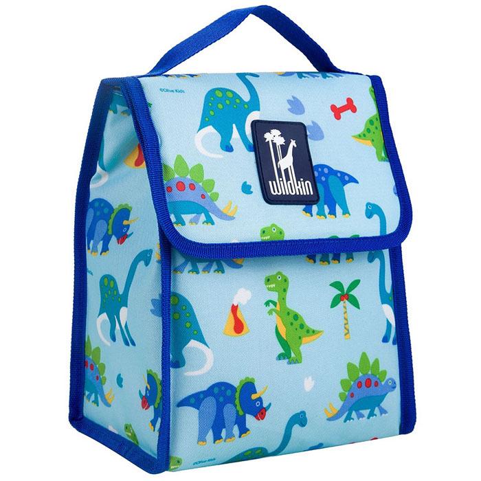 (複製)Wildkin|直立式午餐袋  小迪諾恐龍王國