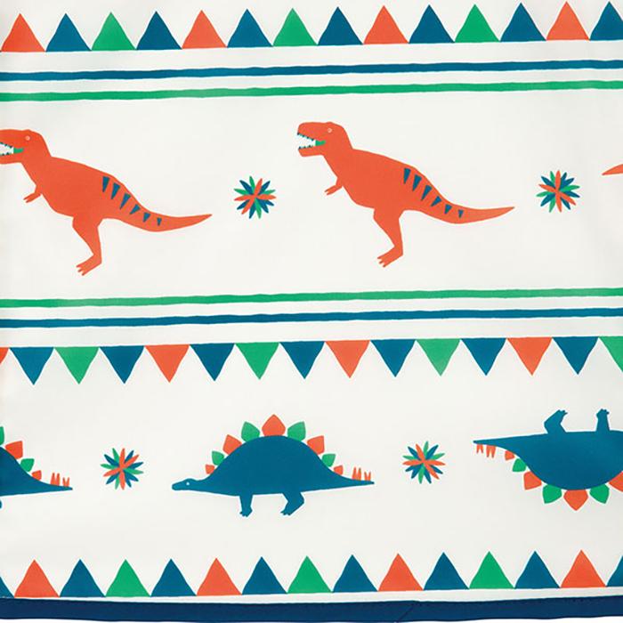 WPC|空氣感兒童雨衣 白堊紀恐龍(95-120cm)
