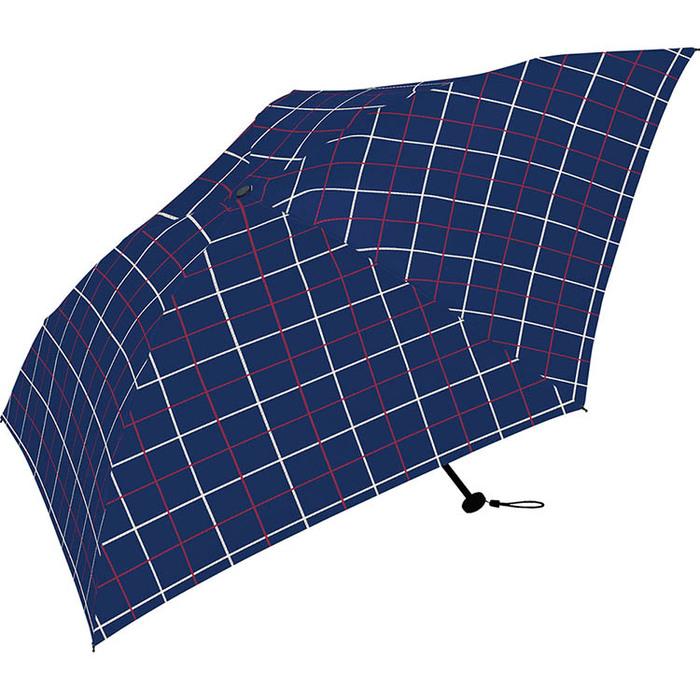 KiU| Air-Light Large空氣感摺疊抗UV晴雨傘  窗格紋