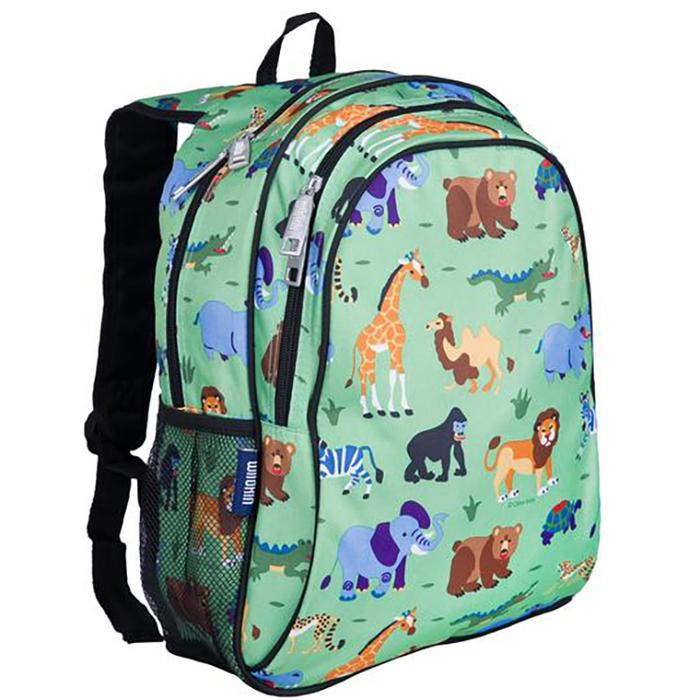 Wildkin|兒童後背包 野生動物園