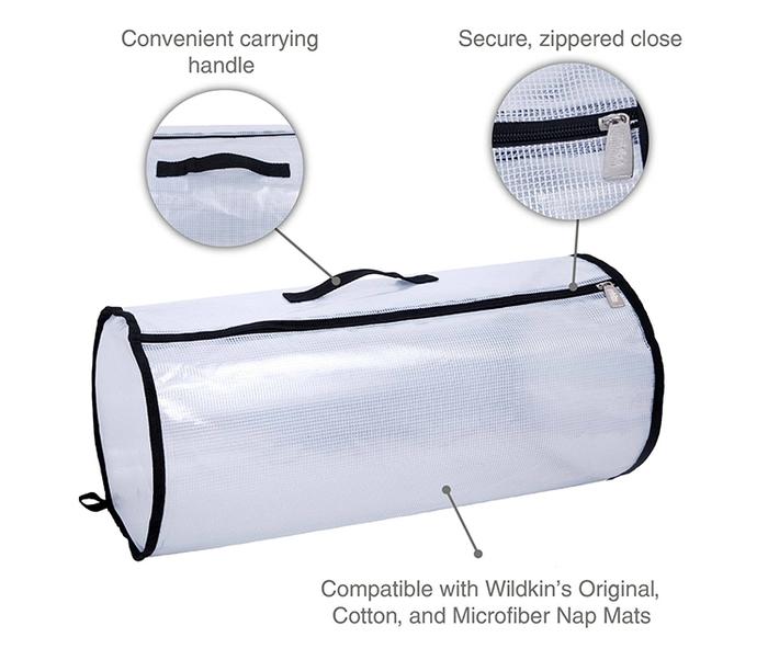 (複製)Wildkin|無毒幼教睡袋  汽車小鎮