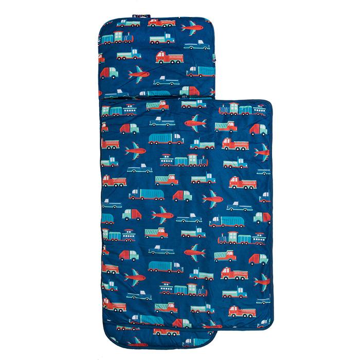 Wildkin|無毒幼教睡袋 現代交通工具