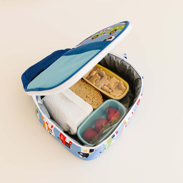 Wildkin 可掛式萬用餐具袋 英雄聯盟