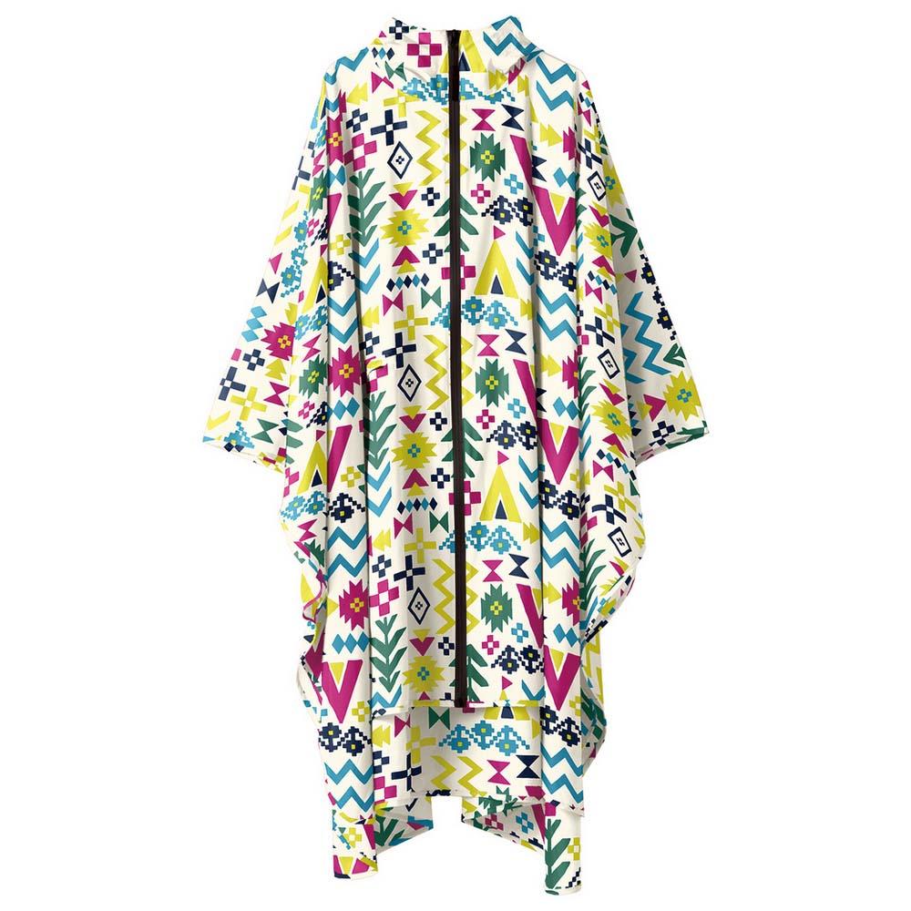 KiU|美好假期 空氣感雨衣- 附收納袋(男女適用)