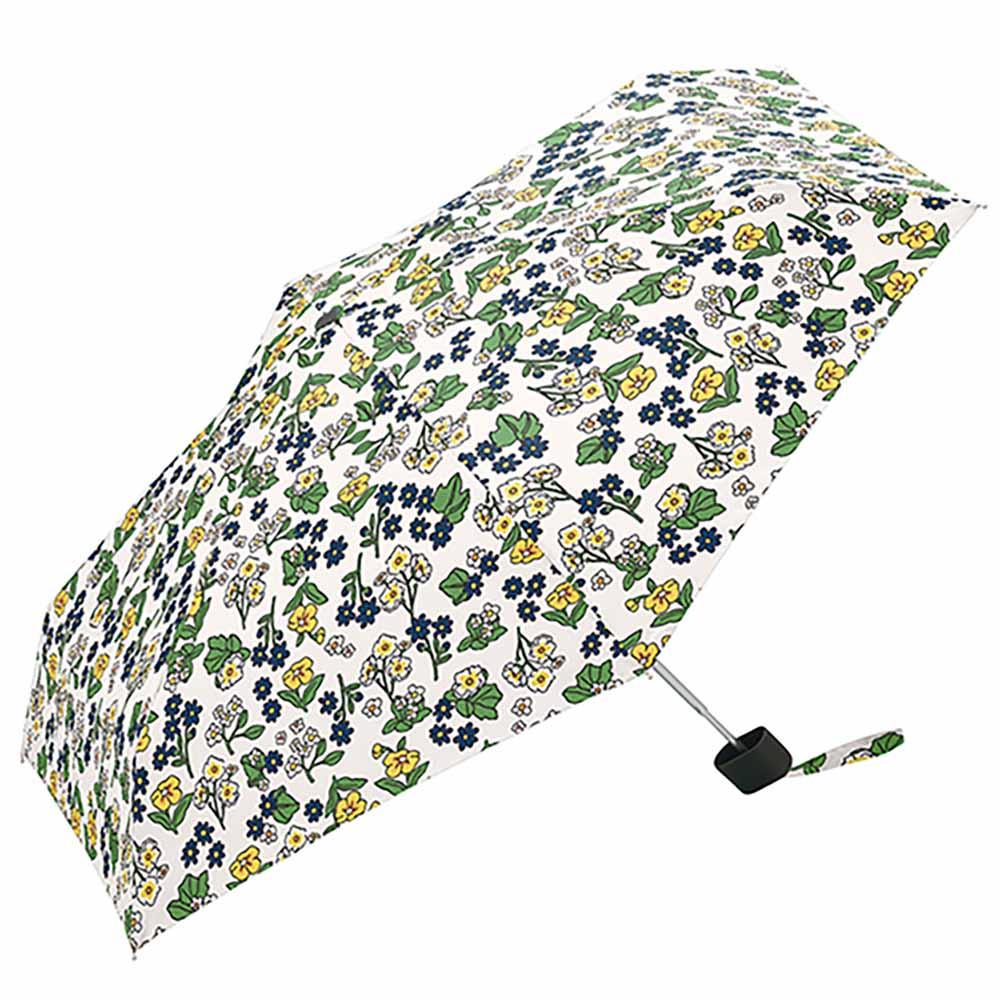 KiU| 輕巧摺疊抗UV晴雨傘   絢爛夏花