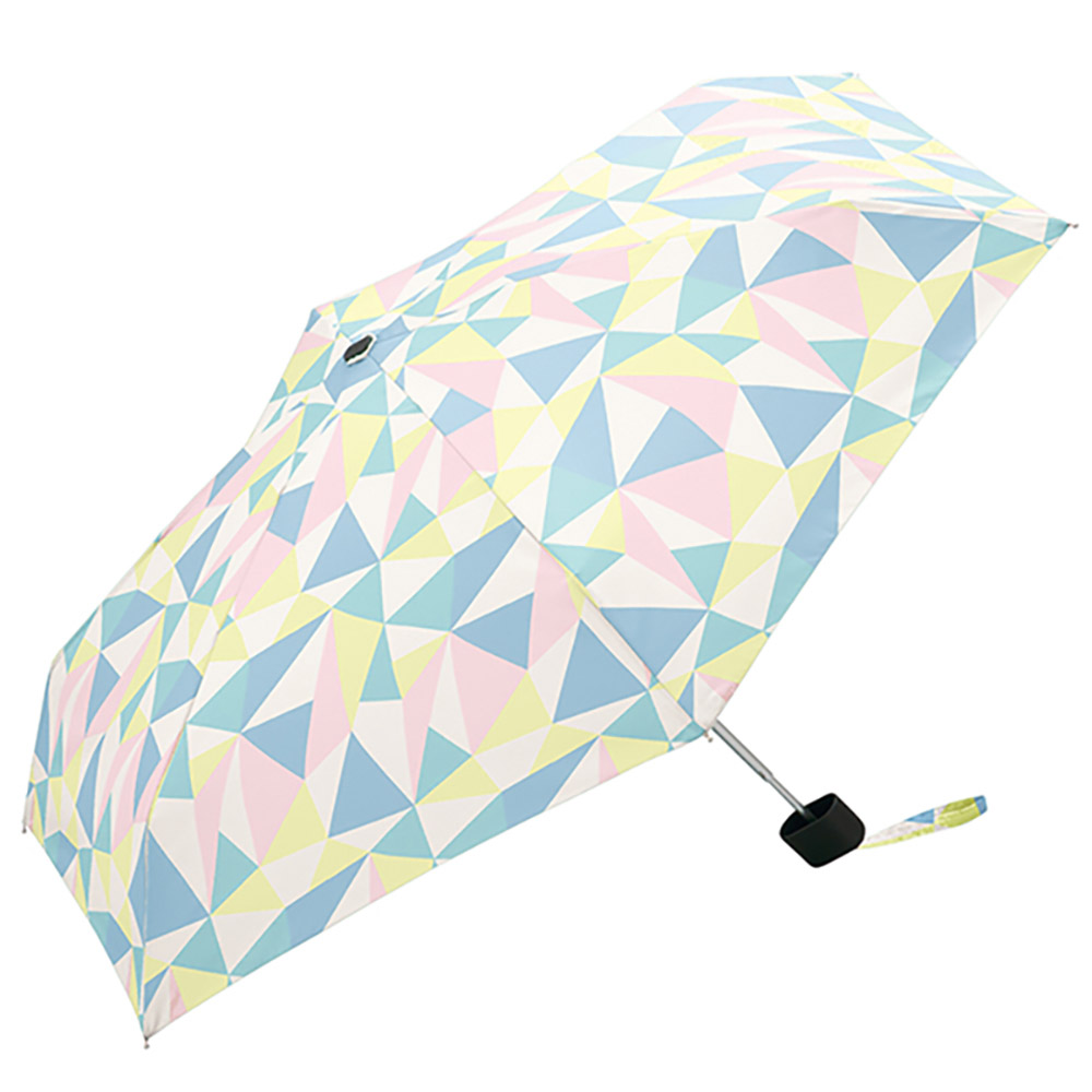 KiU| 輕巧摺疊抗UV晴雨傘   萬花筒