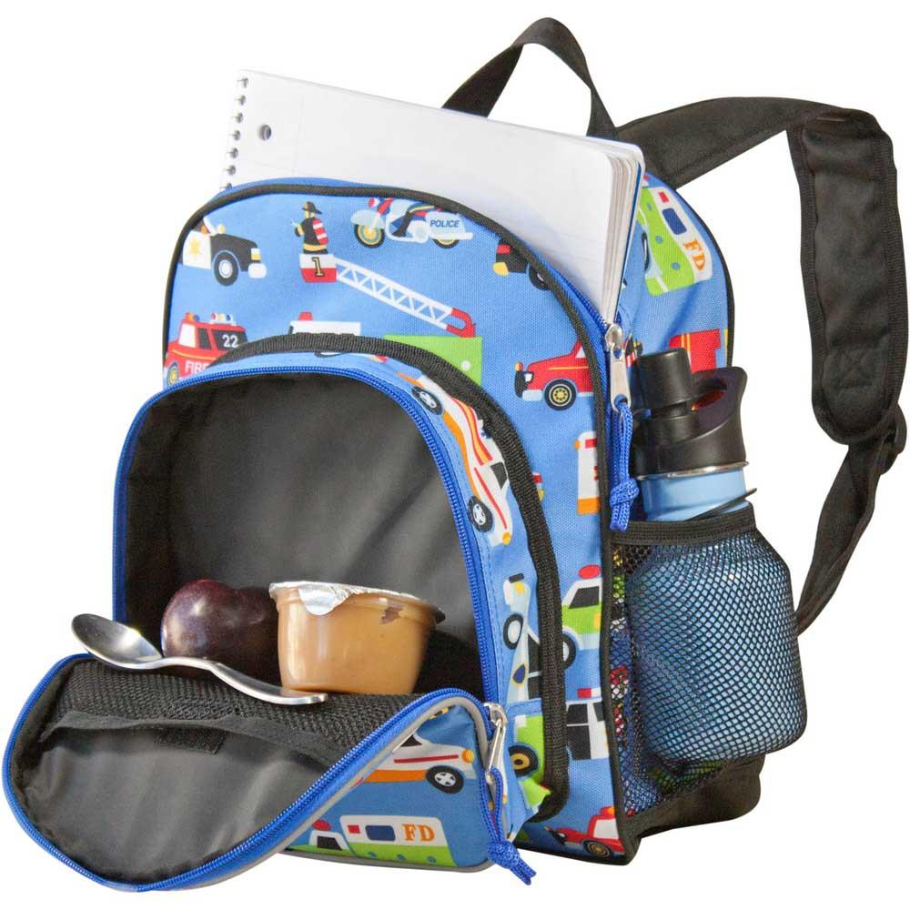 Wildkin|幼稚園新鮮人書包  交通工具大集合