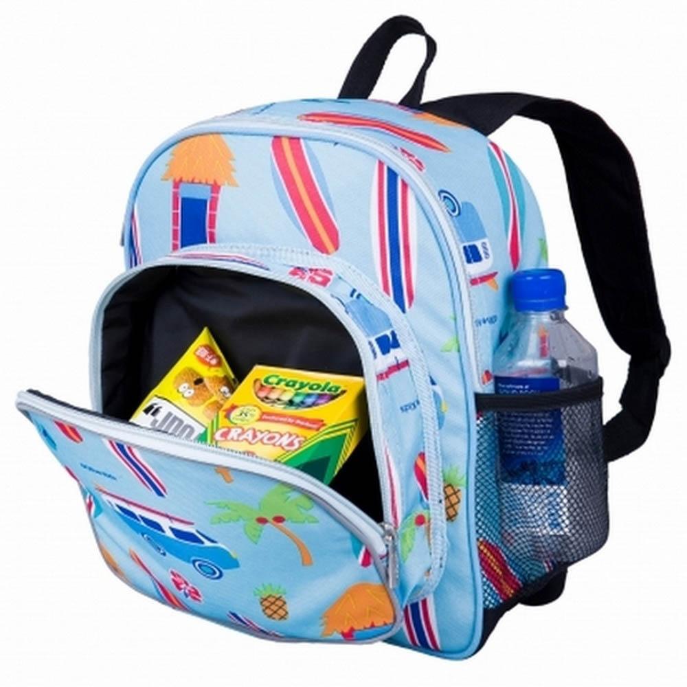 Wildkin|幼稚園新鮮人書包 衝浪小屋