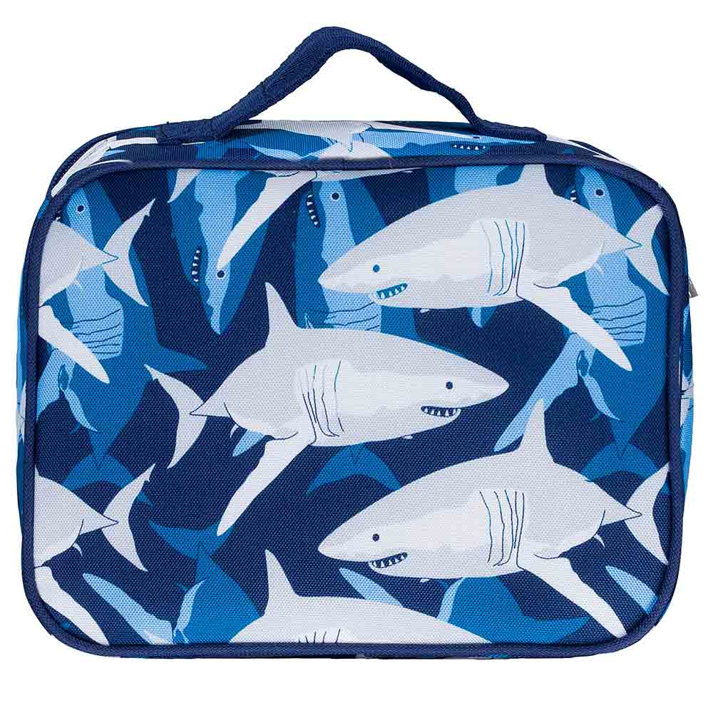 Wildkin 保冰保溫午餐袋  鯊魚家族