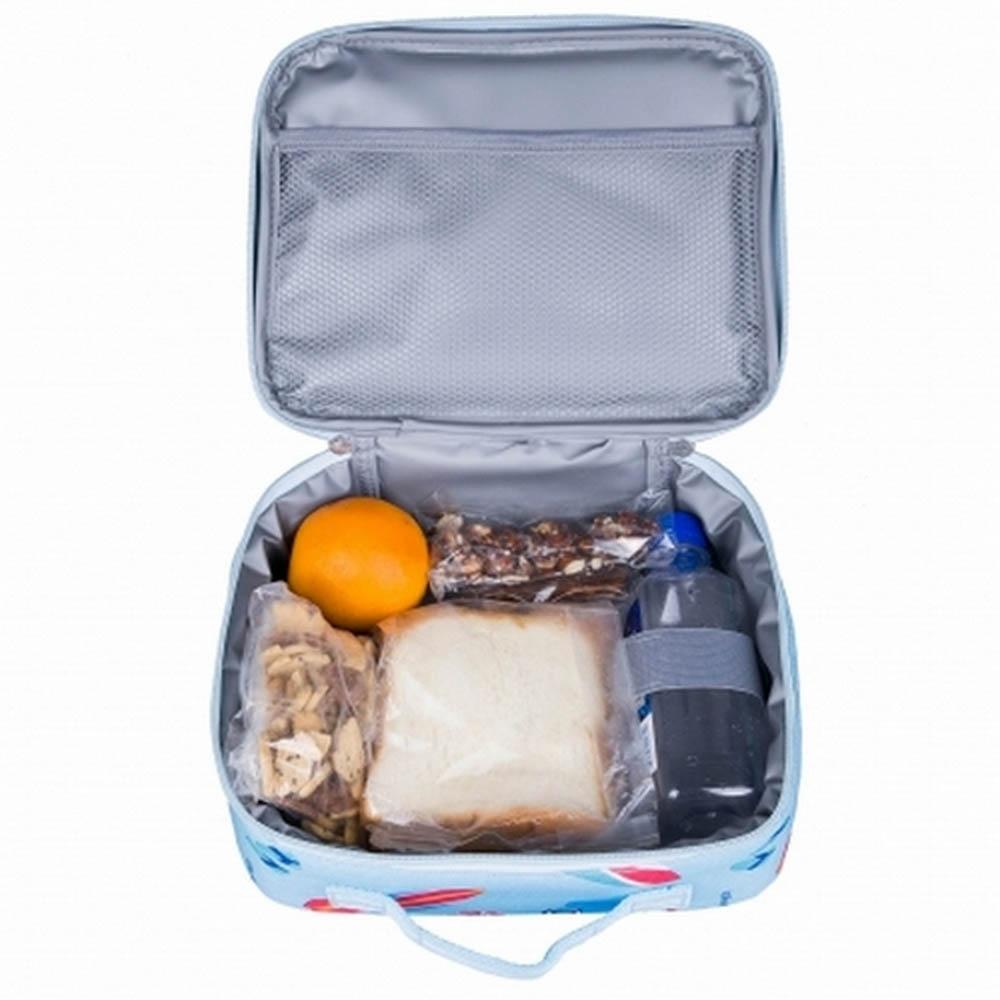 Wildkin|保冰保溫午餐袋  衝浪小屋