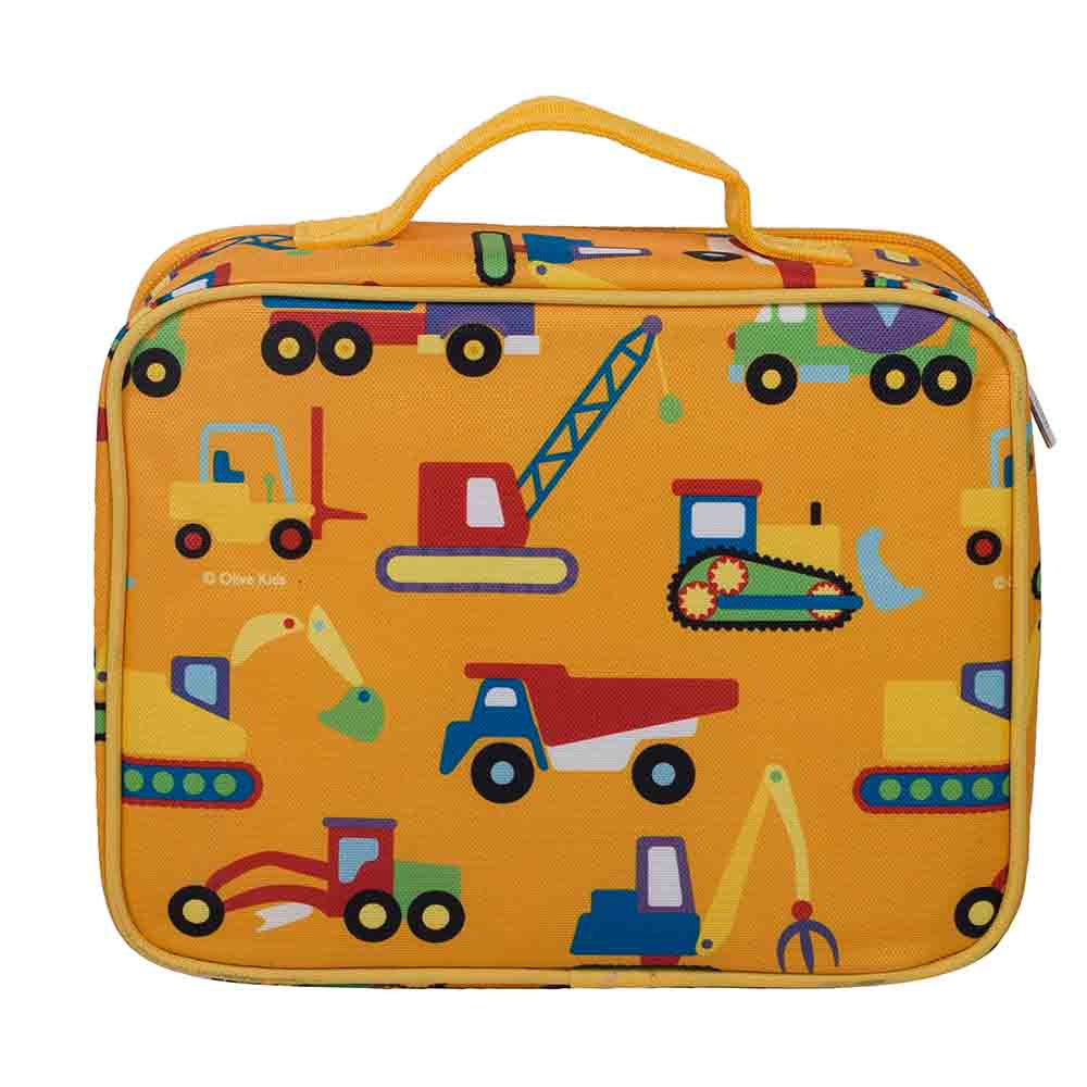 Wildkin|保冰保溫午餐袋  怪手卡車