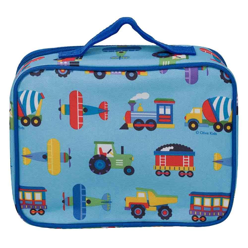 Wildkin|保冰保溫午餐袋  交通工具大集合