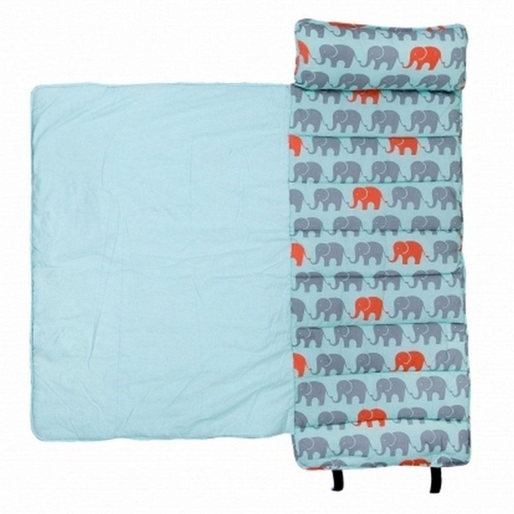 Wildkin|無毒幼教睡袋  小象叢林