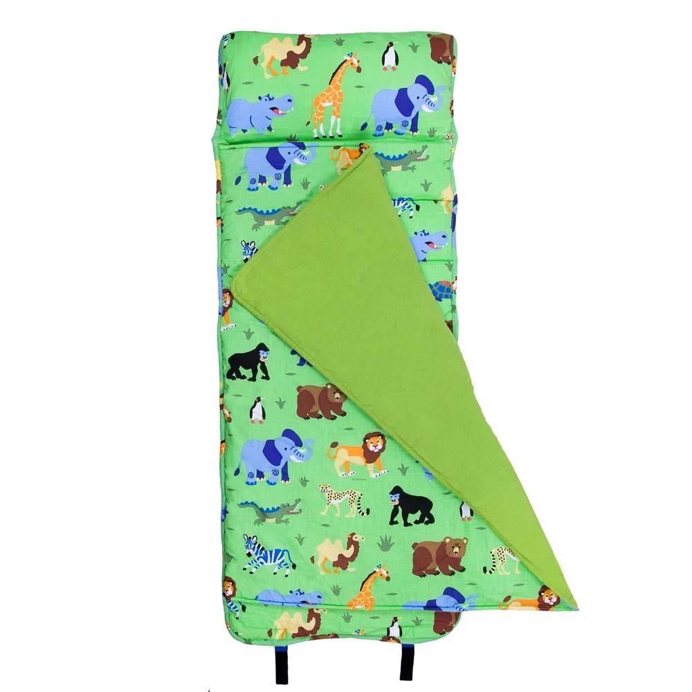 Wildkin 無毒幼教睡袋   野生動物園