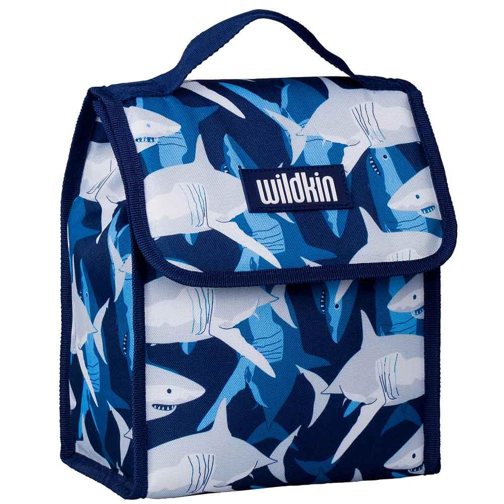 Wildkin|直立式午餐袋  鯊魚家族