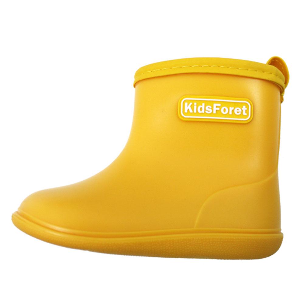 Kids Foret  兒童雨鞋 黃色