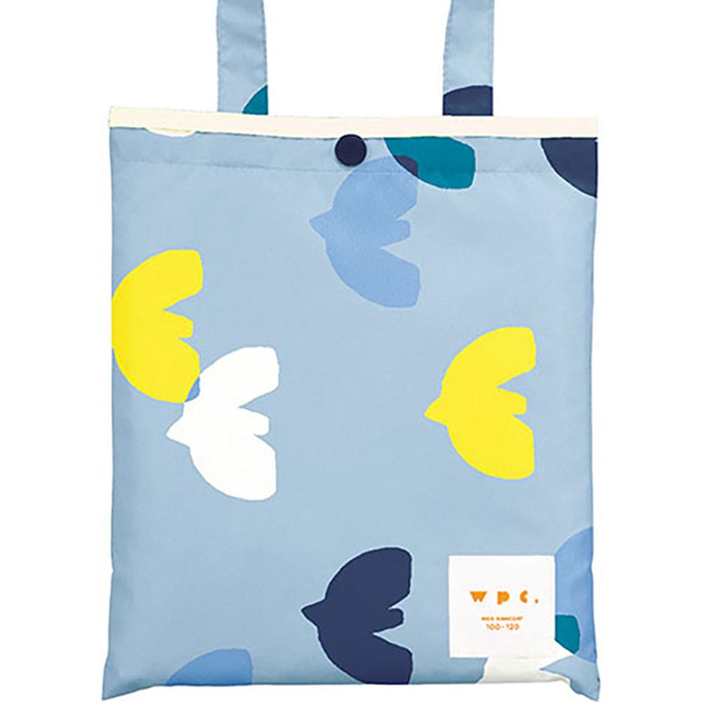 WPC|空氣感兒童雨衣 悠遊鳥(120-140cm)
