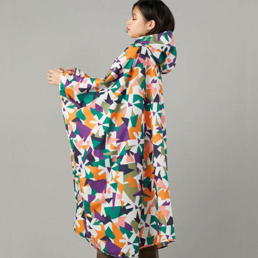 KiU 無垠 空氣感雨衣- 附收納袋(男女適用)