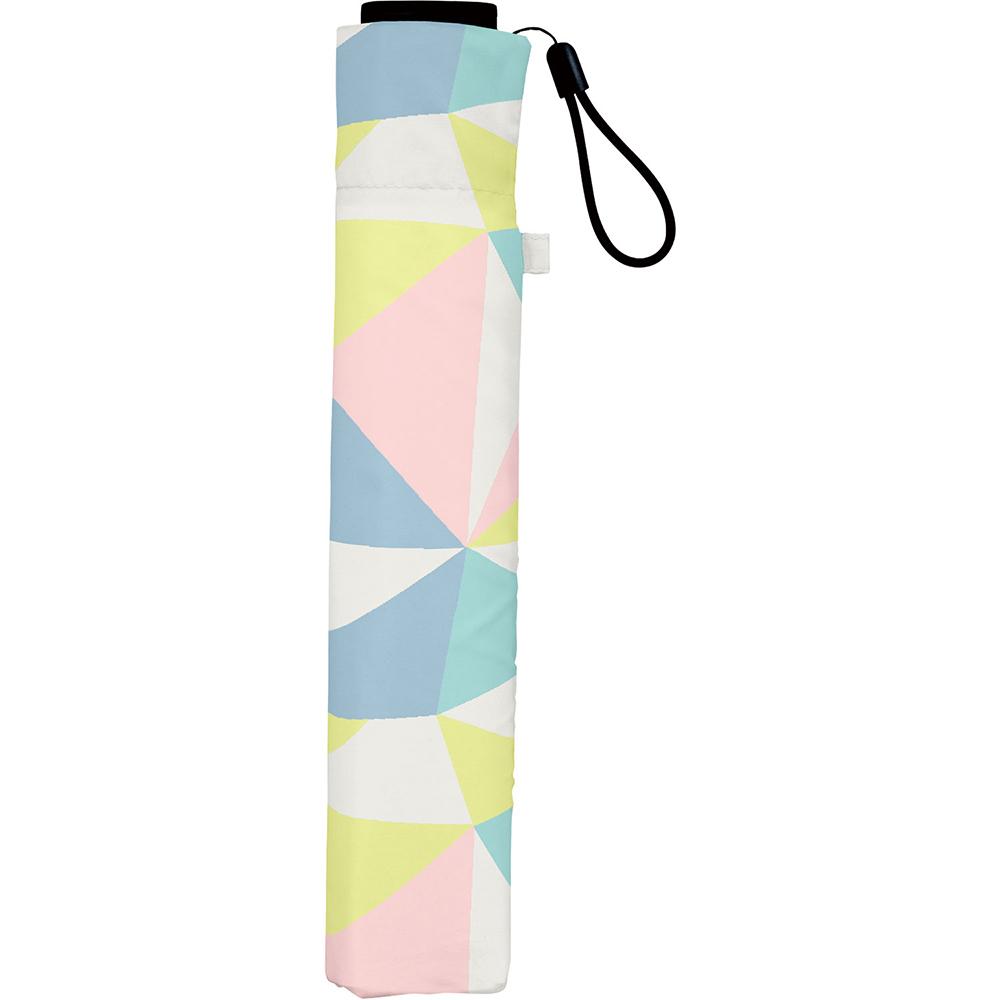 KiU| Air-Light Large空氣感摺疊抗UV晴雨傘  萬花筒