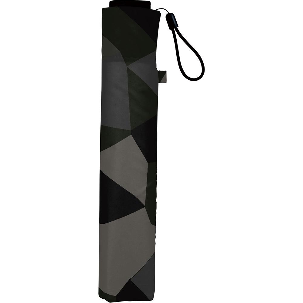 KiU| Air-Light Large空氣感摺疊抗UV晴雨傘  抽象迷彩