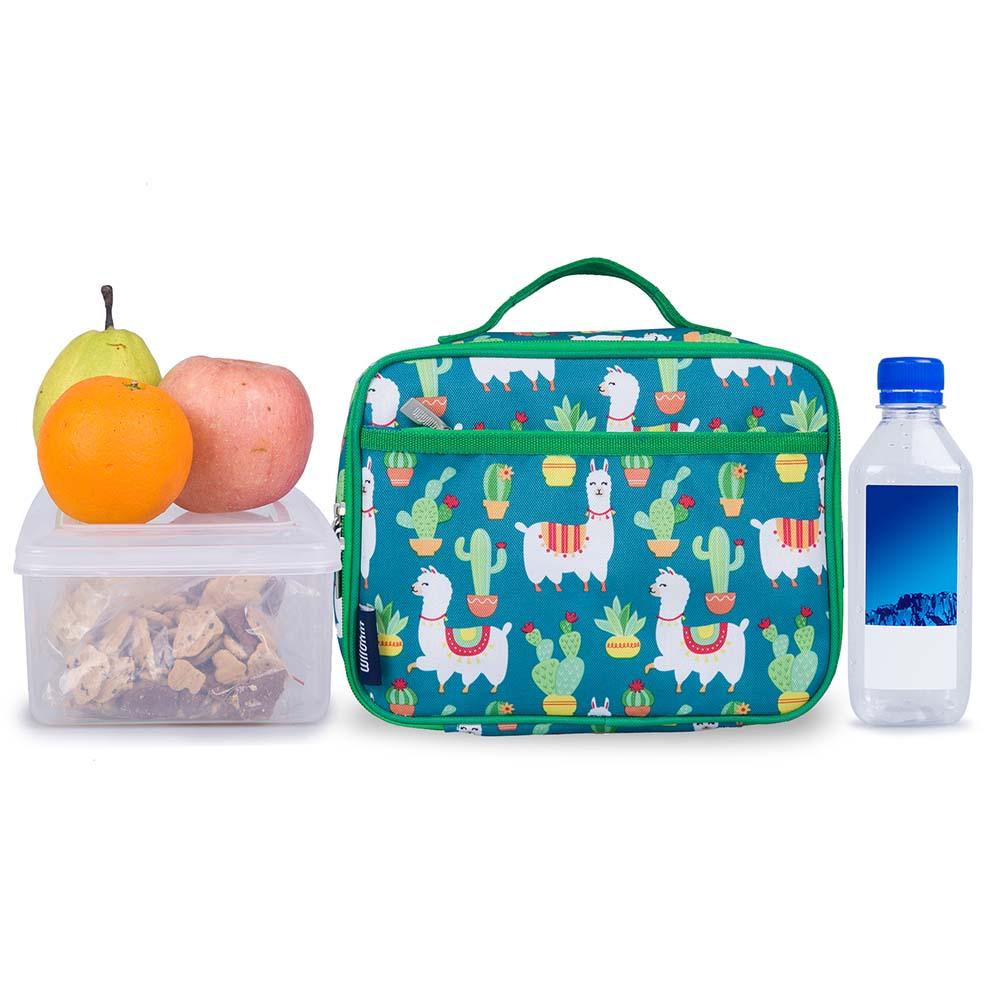 Wildkin|保冰保溫午餐袋  羊駝與仙人掌