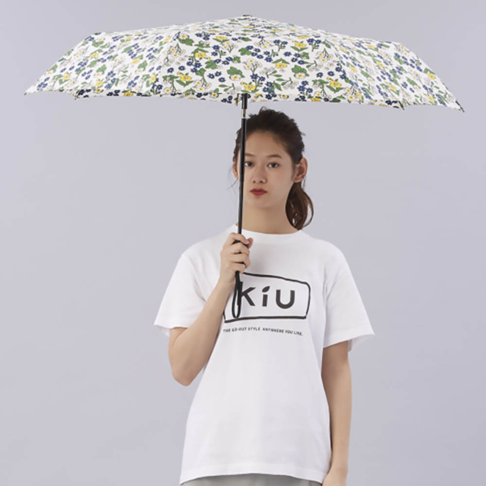 KiU| 自動開合雨傘/抗UV陽傘  潑墨