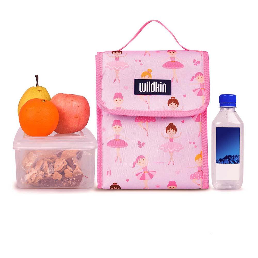Wildkin|直立式午餐袋  芭蕾舞女孩