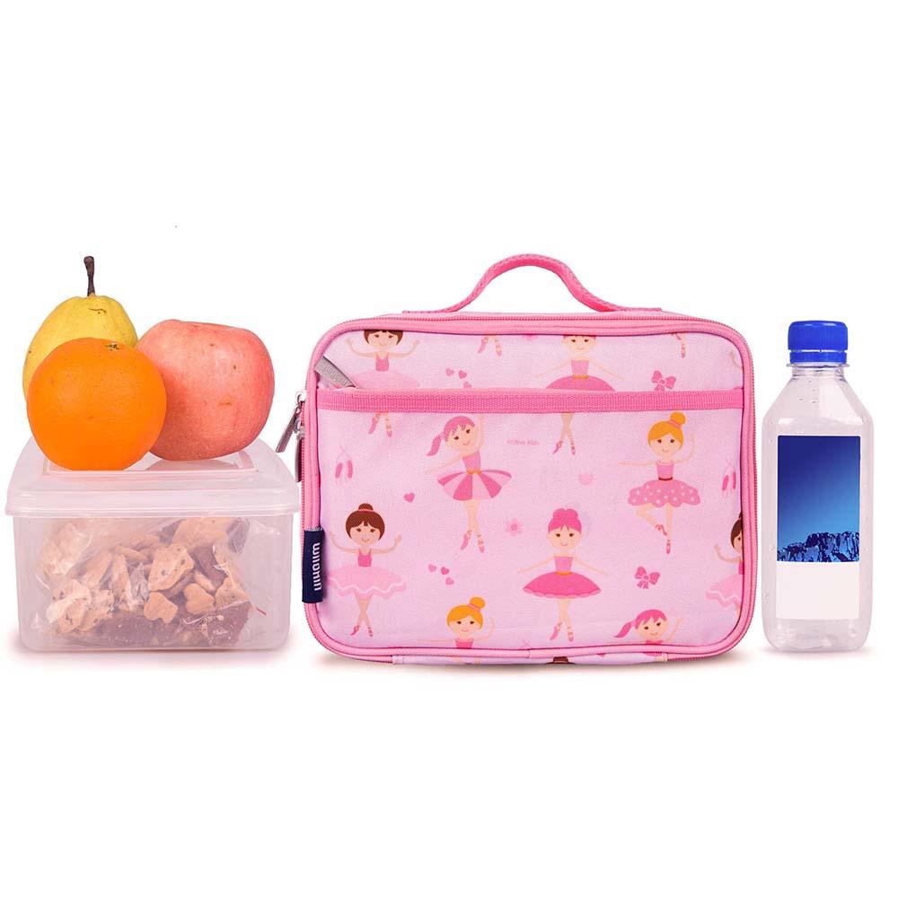 Wildkin|保冰保溫午餐袋  芭蕾舞女孩