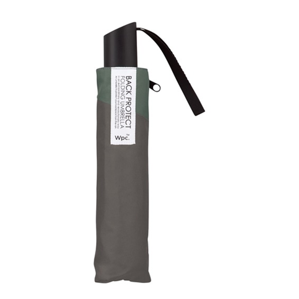 WPC Folding Umbrella 背保護摺疊傘 鐵灰色