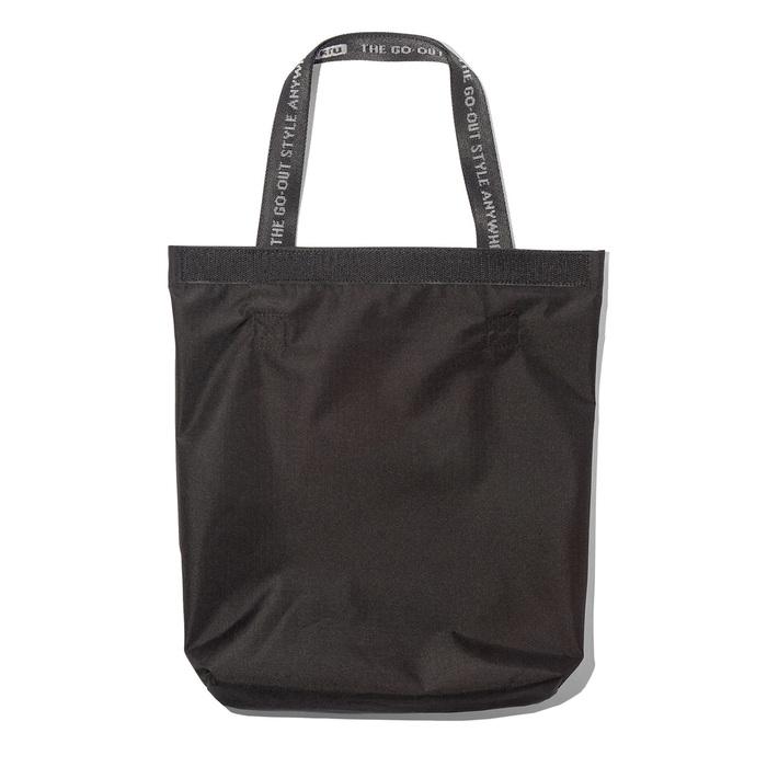 (複製)KiU|黑色 防水自行車斜背包 四用包