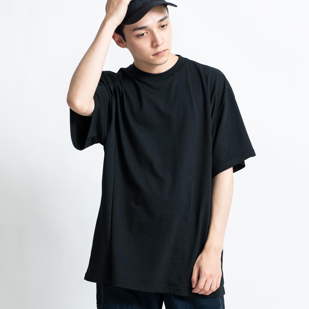 KiU|黑色 百搭基本款T-shirt   吸汗速乾 抗菌防臭 M碼
