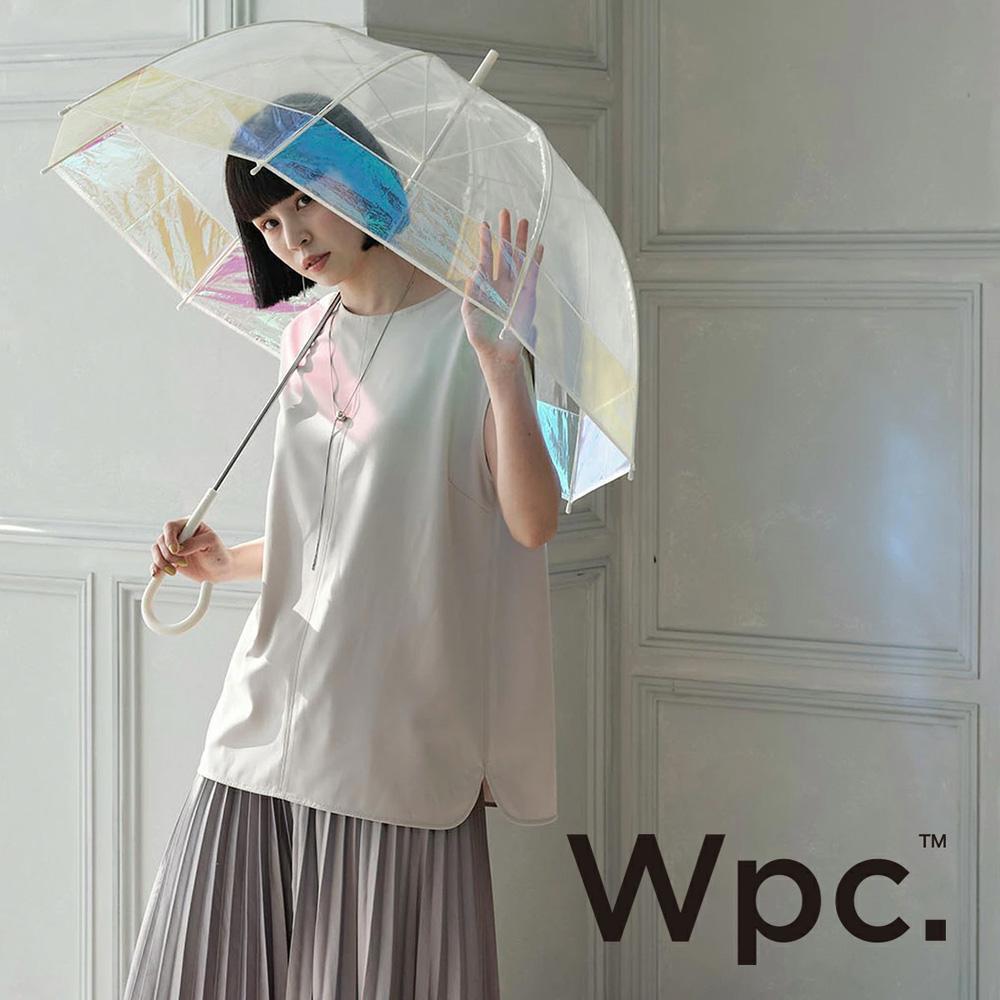 WPC 粉嫩好氣色 極光鳥籠傘 IG話題焦點網美傘