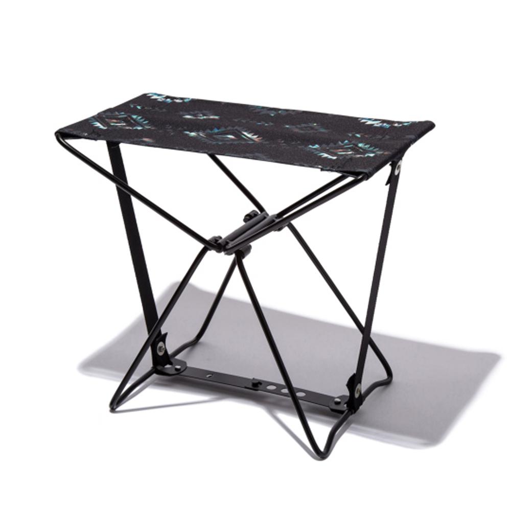 KiU|波斯格紋 隨身風格折疊凳 附收納袋